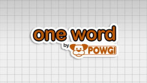 One Word by POWGI Intro Pic