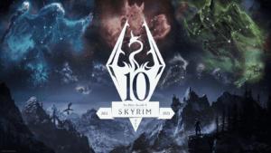 Elder Scrolls V Skyrim 10th Anniversary Edition