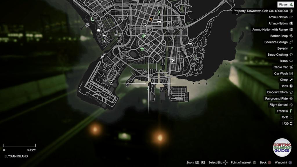 Stunt Jump 11 Map