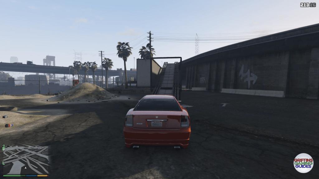 Stunt Jump 12