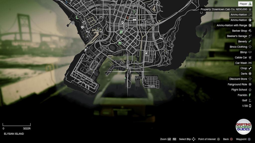 Stunt Jump 12 Map