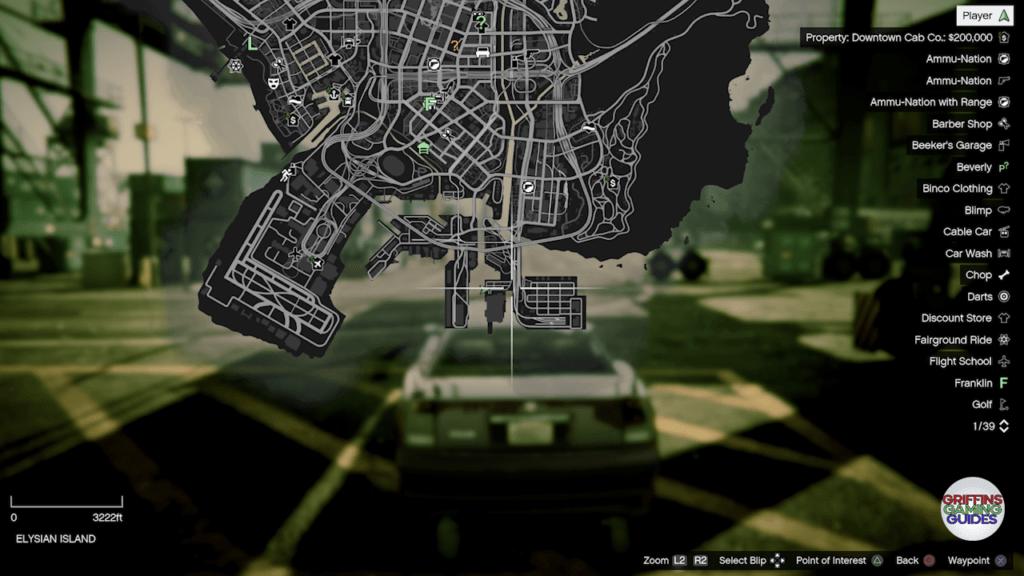 Stunt Jump 13 Map