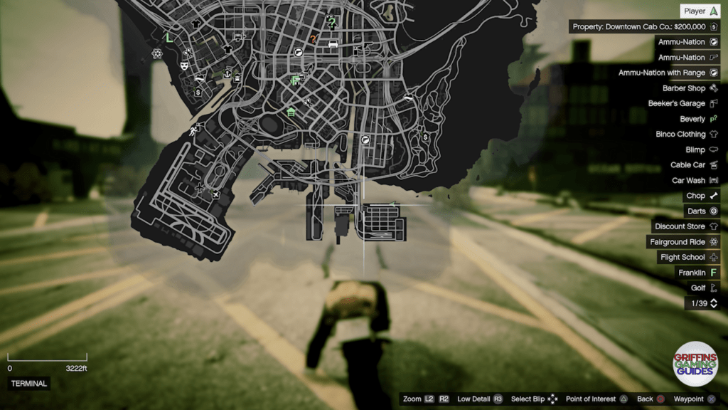 Stunt Jump 14 Map