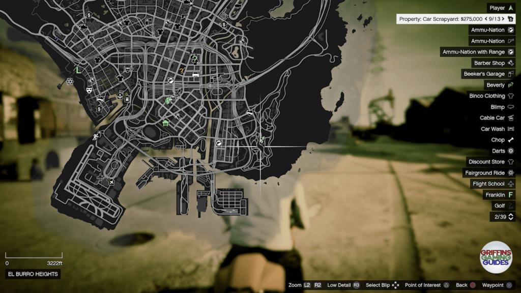 Stunt Jump 15 Map