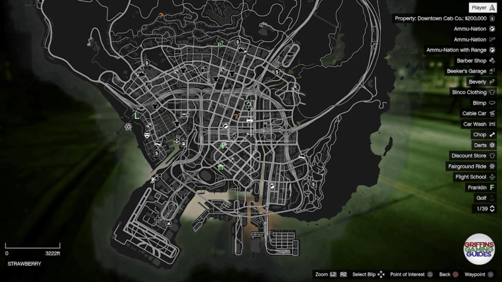 Stunt Jump 17 Map