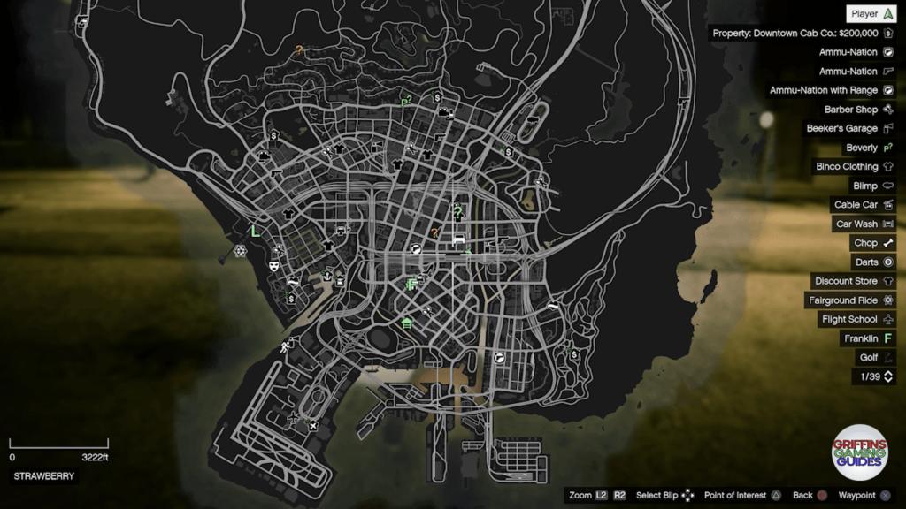 Stunt Jump 18 Map