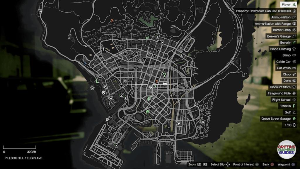 Stunt Jump 19 Map