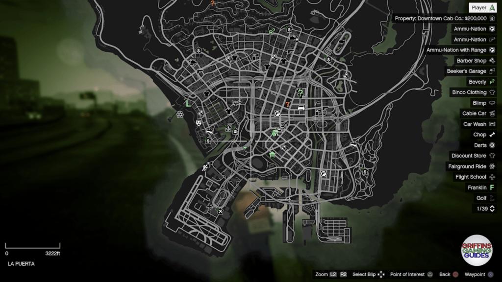 Stunt Jump 20 Map
