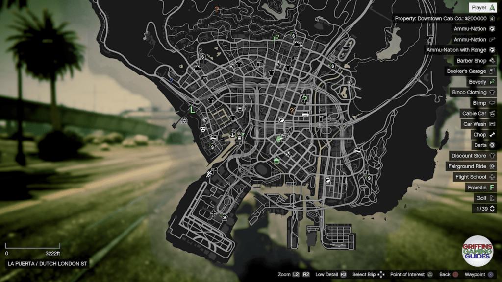 Stunt Jump 21 Map