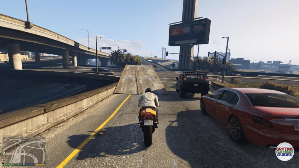 Stunt Jump 23