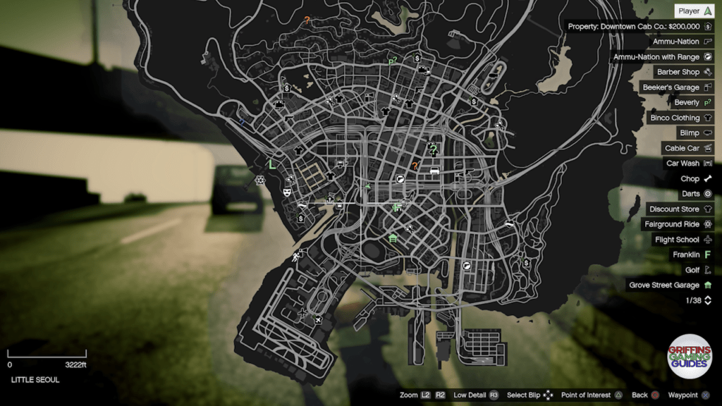 Stunt Jump 23 Map