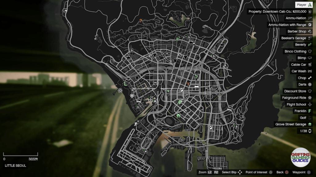 Stunt Jump 25 Map