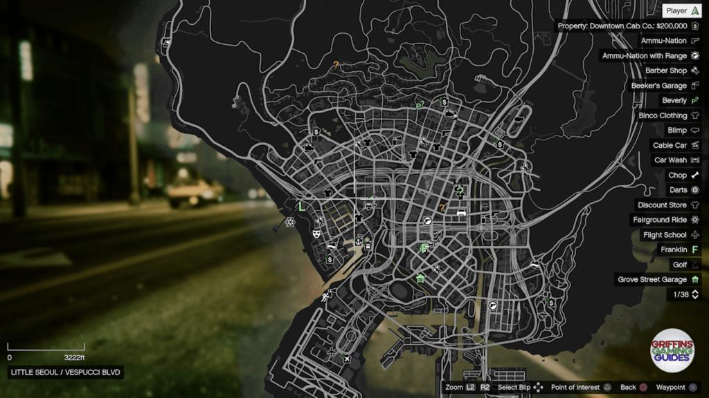 Stunt Jump 26 Map