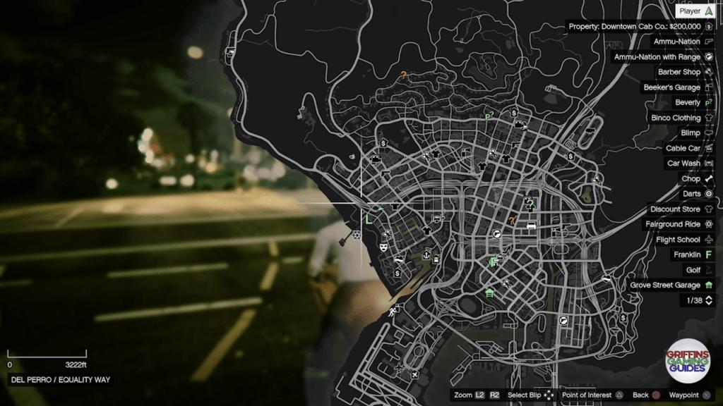 Stunt Jump 27 Map
