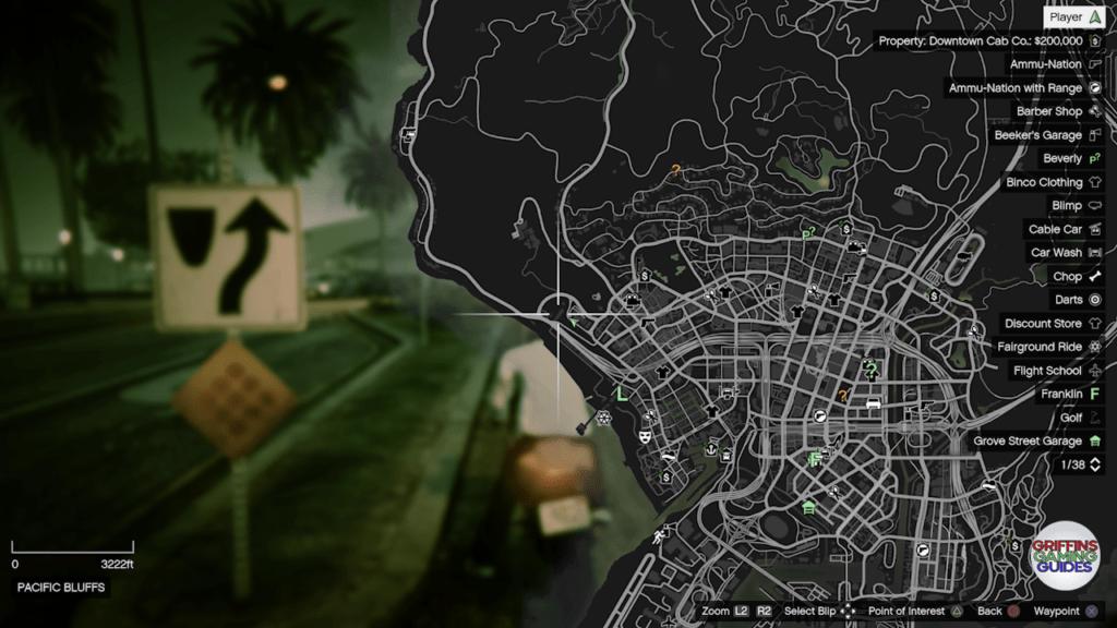 Stunt Jump 28 Map