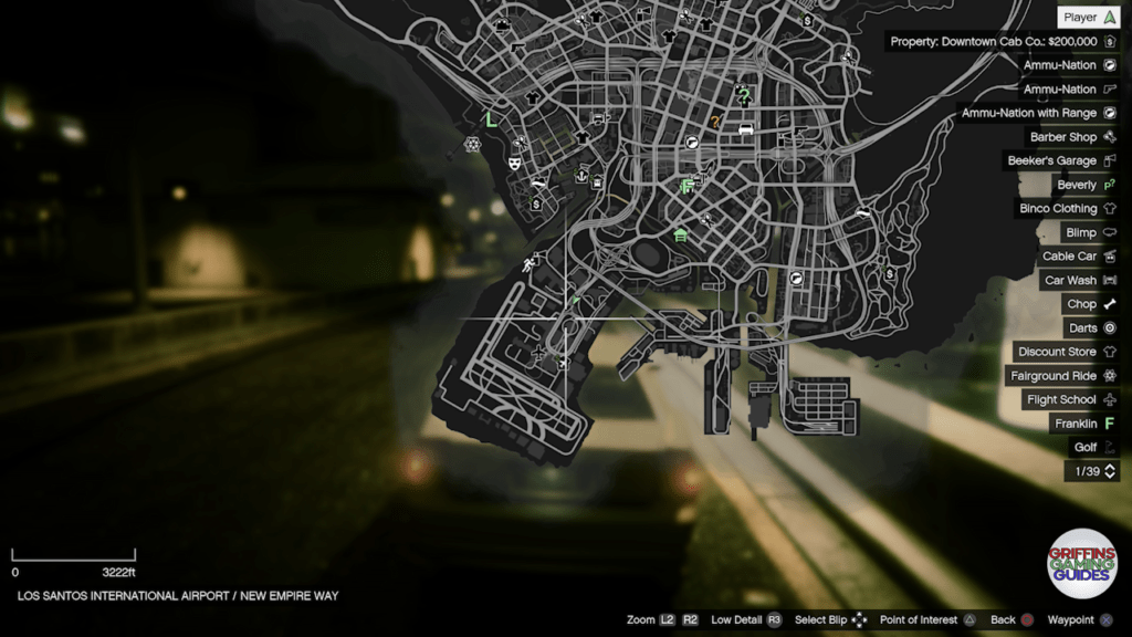 Stunt Jump 3 Map