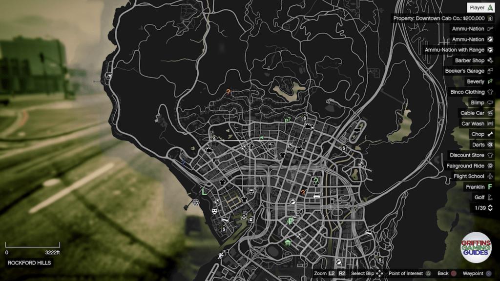 Stunt Jump 31 Map