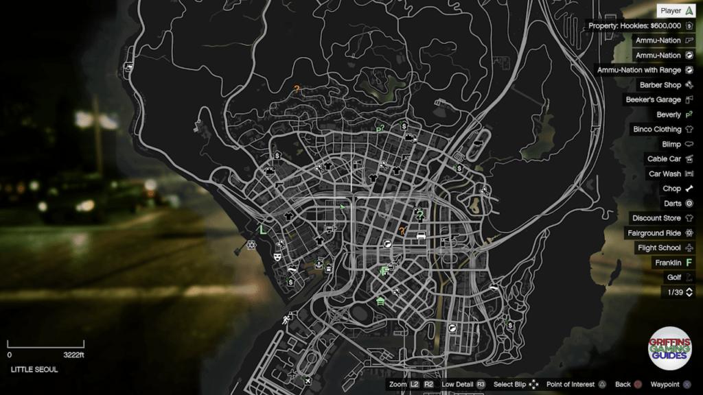 Stunt Jump 33 Map