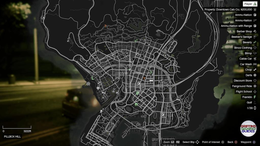 Stunt Jump 34 Map