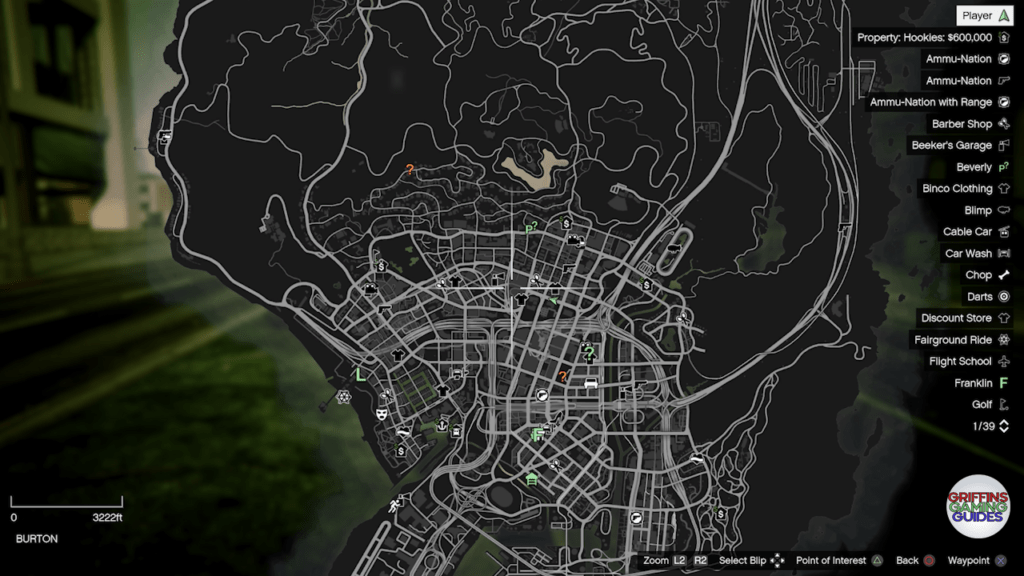 Stunt Jump 35 Map