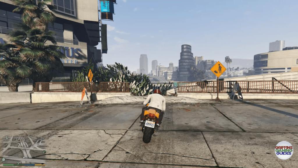 Stunt Jump 36