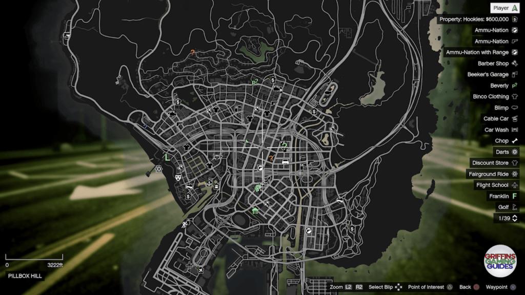 Stunt Jump 37 Map