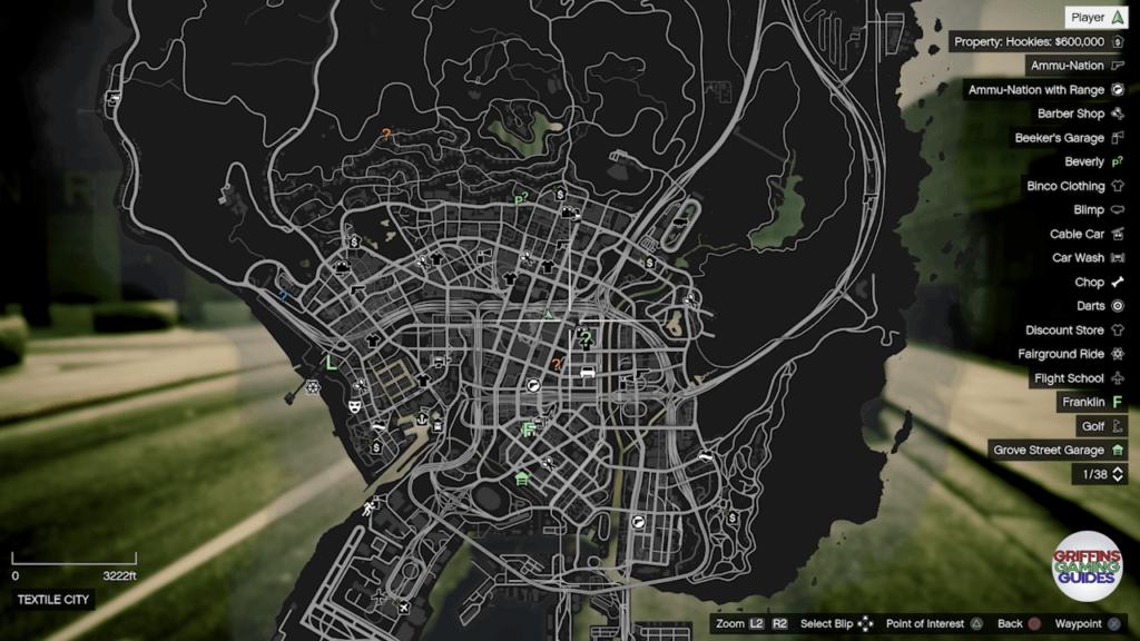 Stunt Jump 38 Map