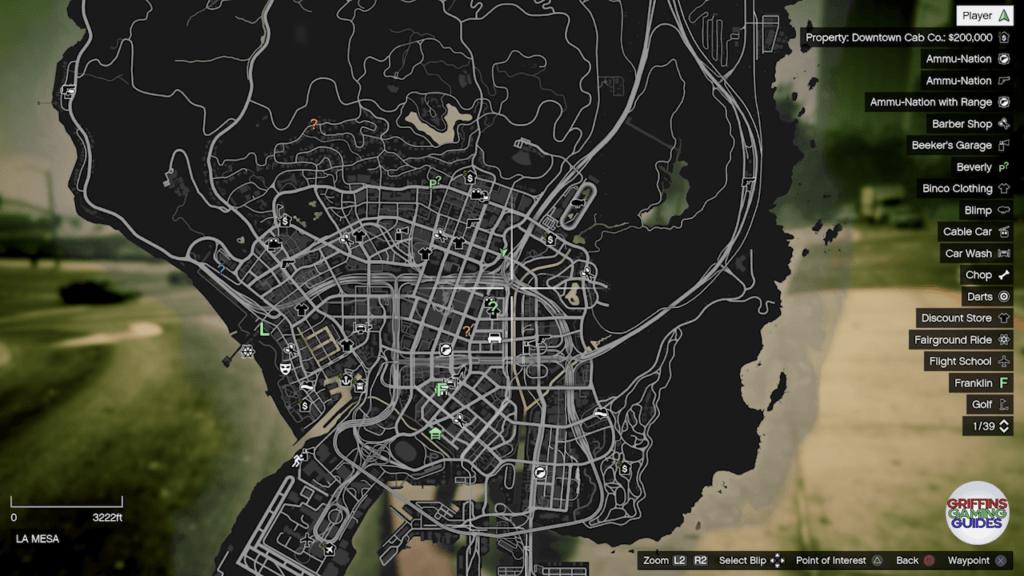 Stunt Jump 39 Map