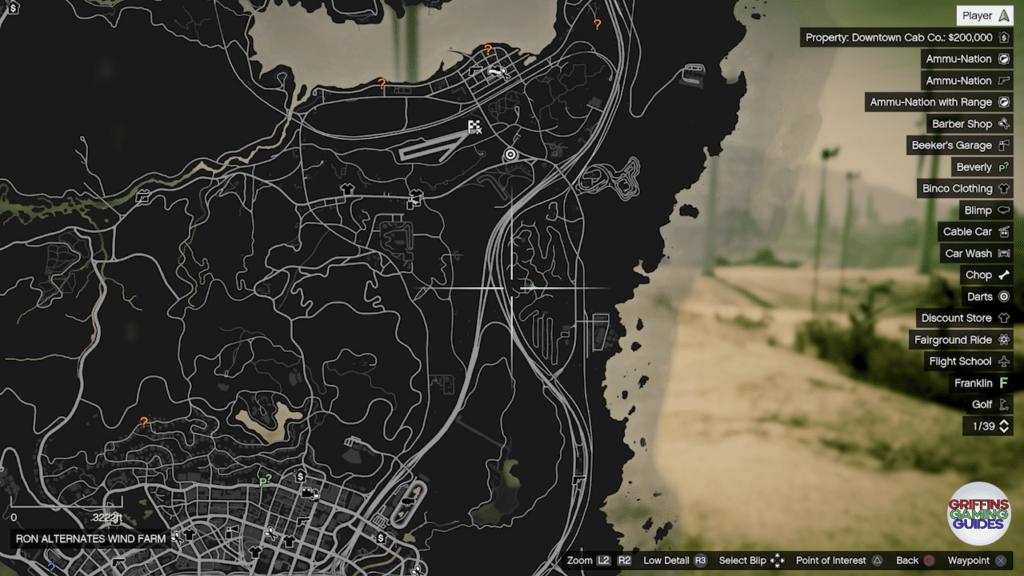Stunt Jump 40 Map