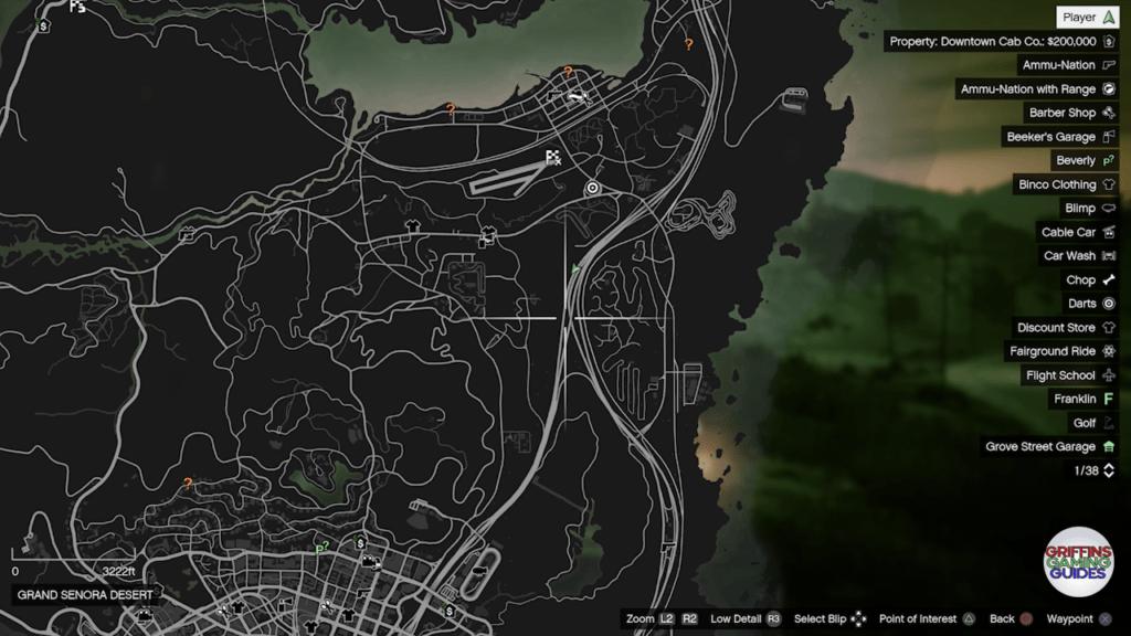 Stunt Jump 41 Map