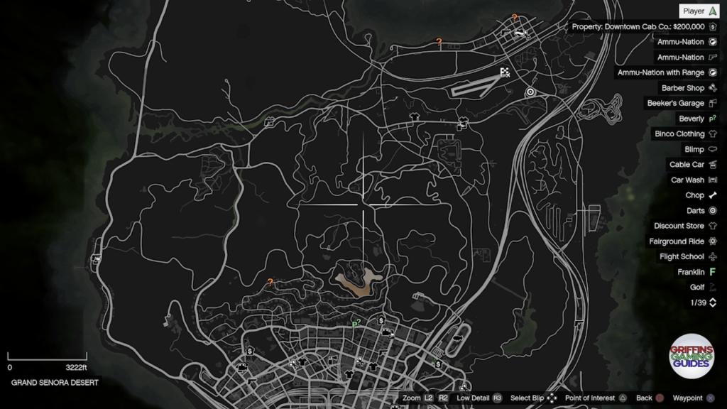 Stunt Jump 43 Map
