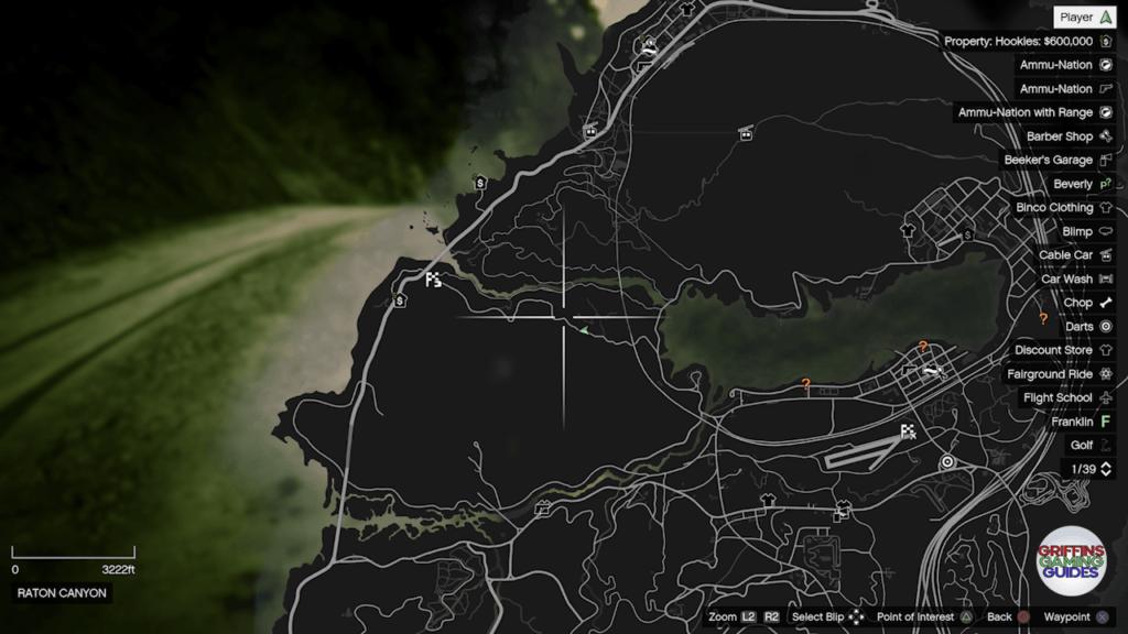 Stunt Jump 46 Map