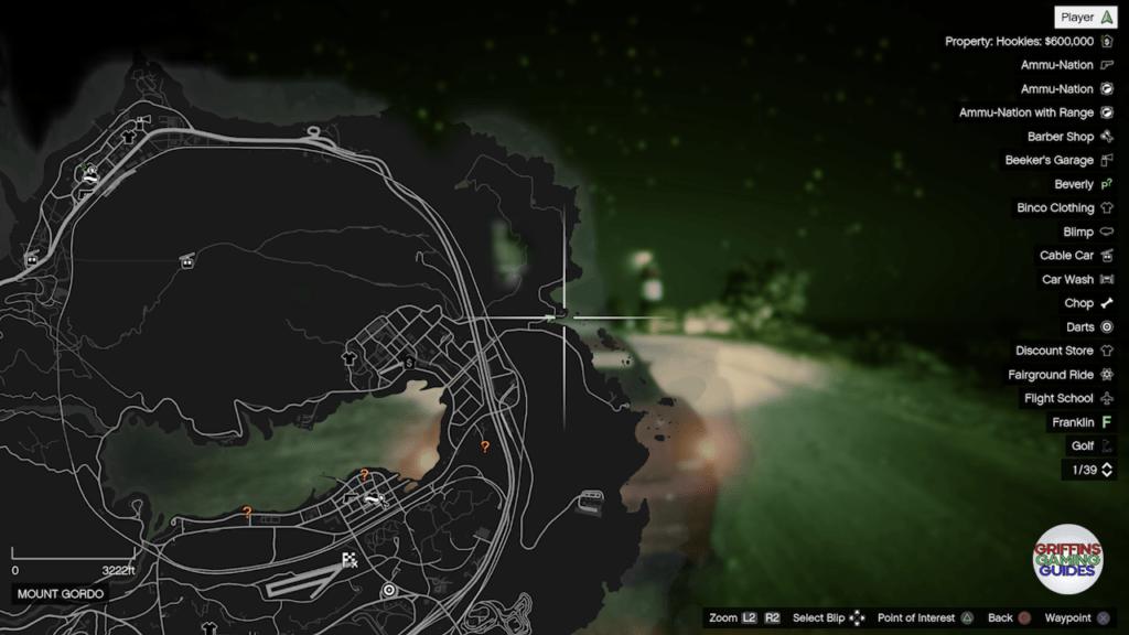 Stunt Jump 48 Map