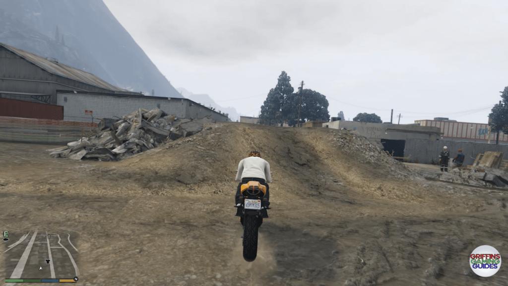 Stunt Jump 49