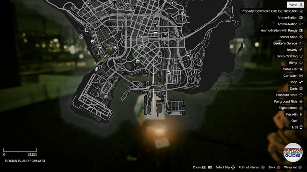 Stunt Jump 5 Map