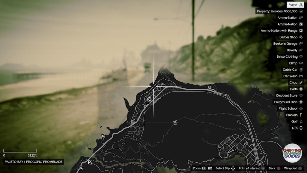 Stunt Jump 50 Map