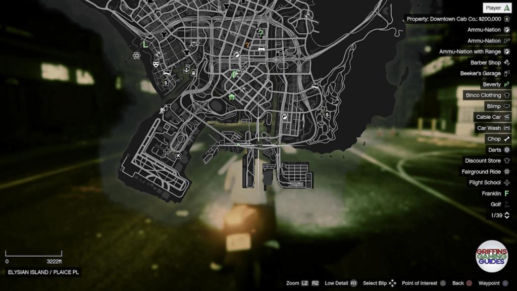 Stunt Jump 6 Map