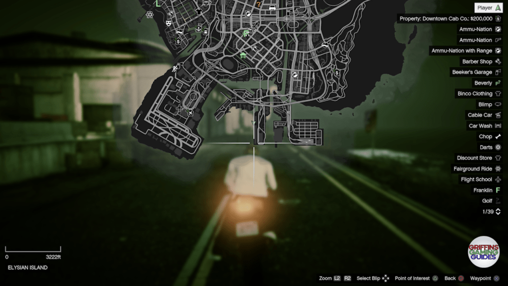 Stunt Jump 7 Map