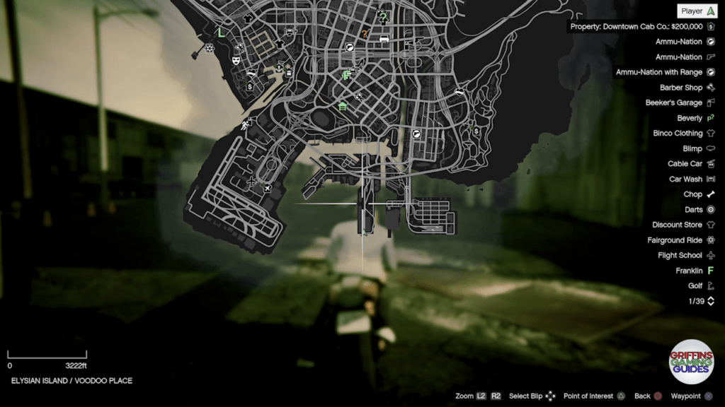Stunt Jump 8 Map