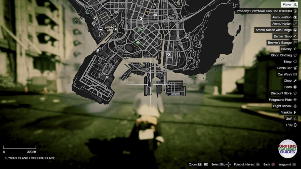 Stunt Jump 9 Map